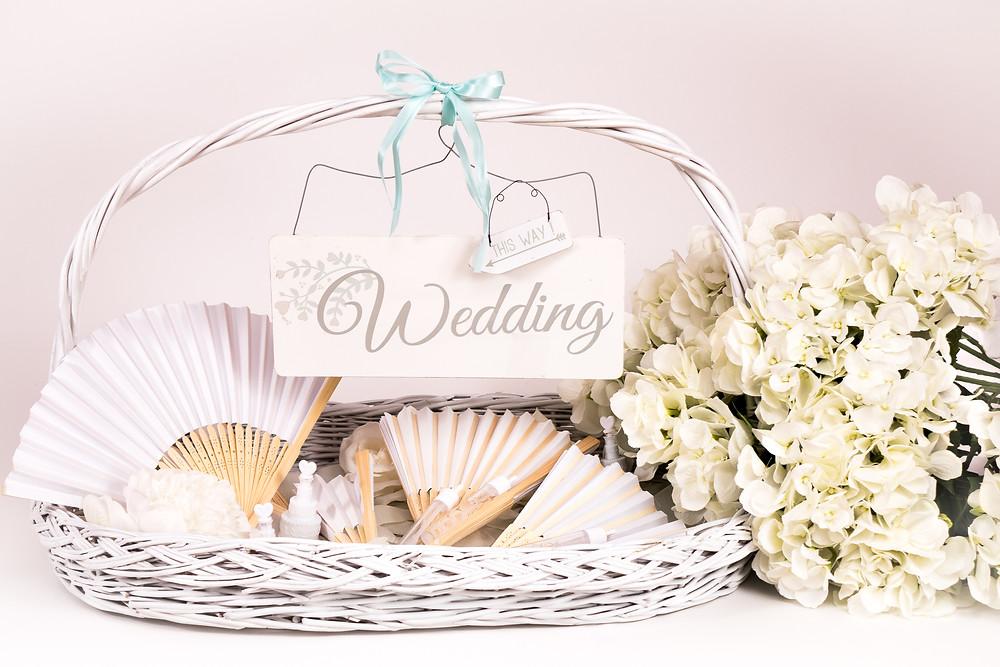 Weidenkorb - Dekoration zum Leihen Johanna Langer Weddings - Hochzeitsplanung
