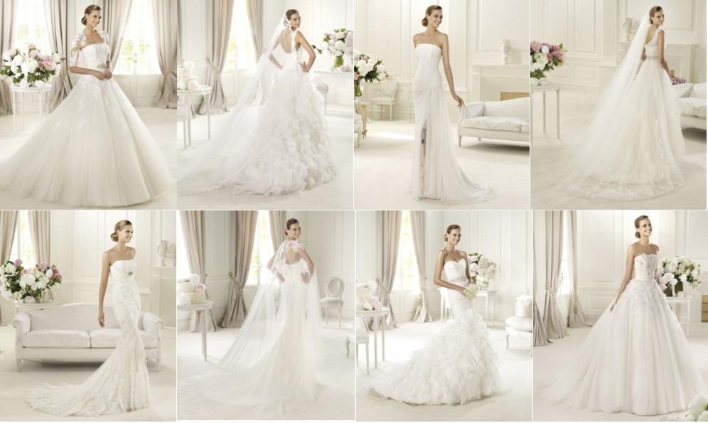 Brautkleider - Pronovias - Johanna Langer Weddings - Hochzeitsplanung