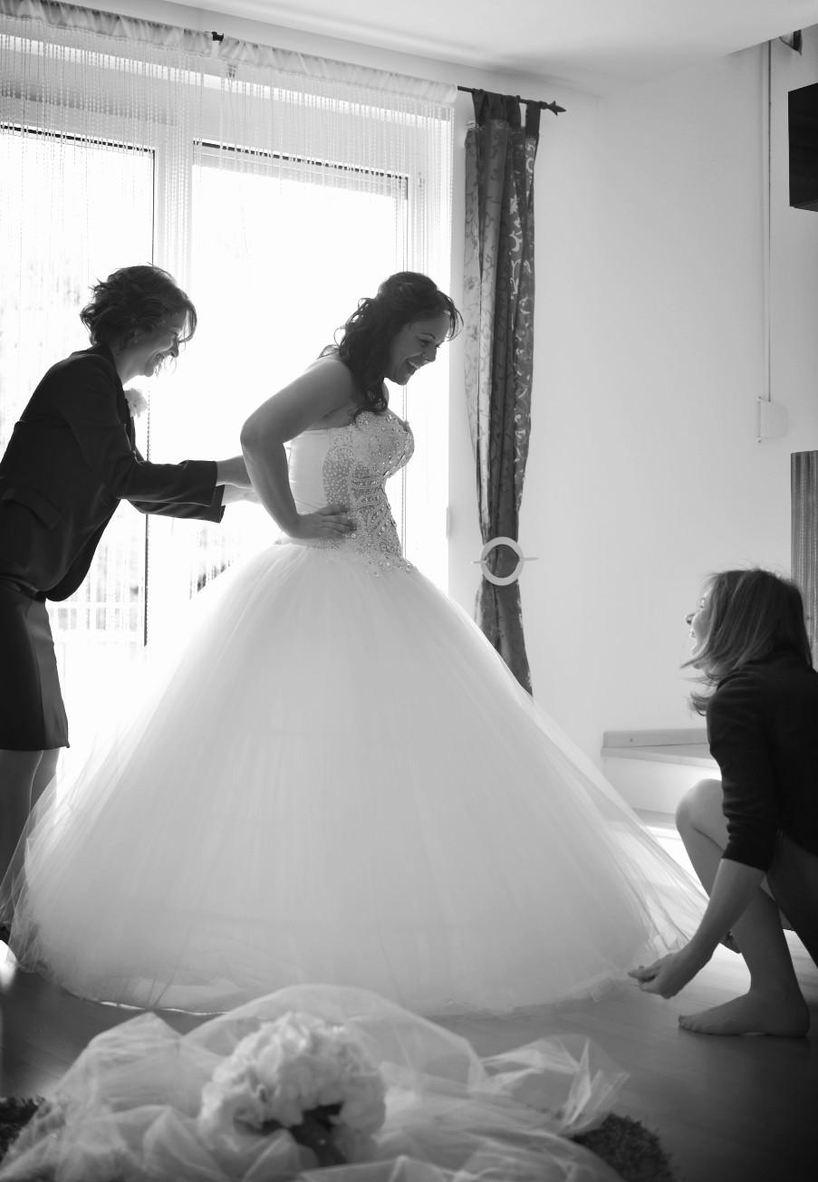 Betreuung am Hochzeitstag - Johanna Langer Weddings