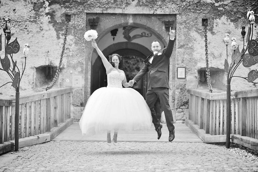 Happy Couple - Johanna Langer Weddings - Hochzeitsplanung