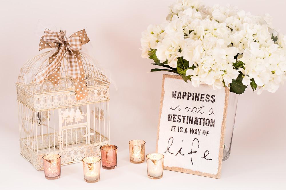 Vogelkäfig - Dekoration zum Leihen Johanna Langer Weddings - Hochzeitsplanung