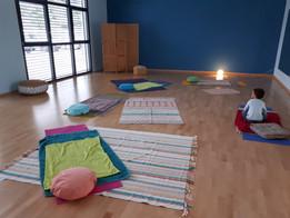 Atelier massage enfant