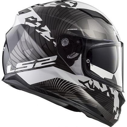 FF320 HYPE Black/White/Titanium
