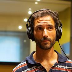 Matías Rullo, grabación de Ñembo'e