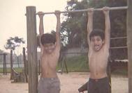 Igor Giovani dos Santos Rodrigues - 11 anos e João Victor dos Santos Rodrigues - 12 anos