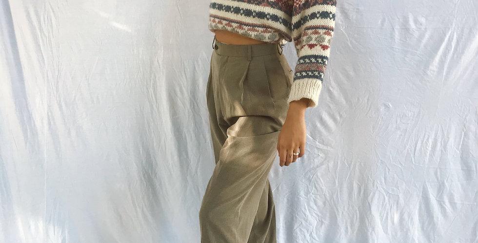 Blusa Lã Quente-Quente