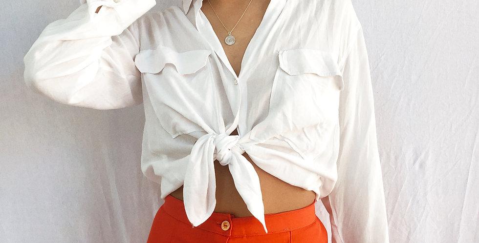 Camisa Branca pra Vida Toda