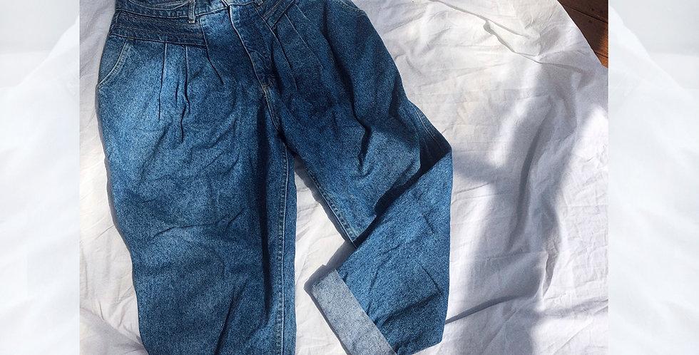 Mom Jeans Lee Rainha do Brechó