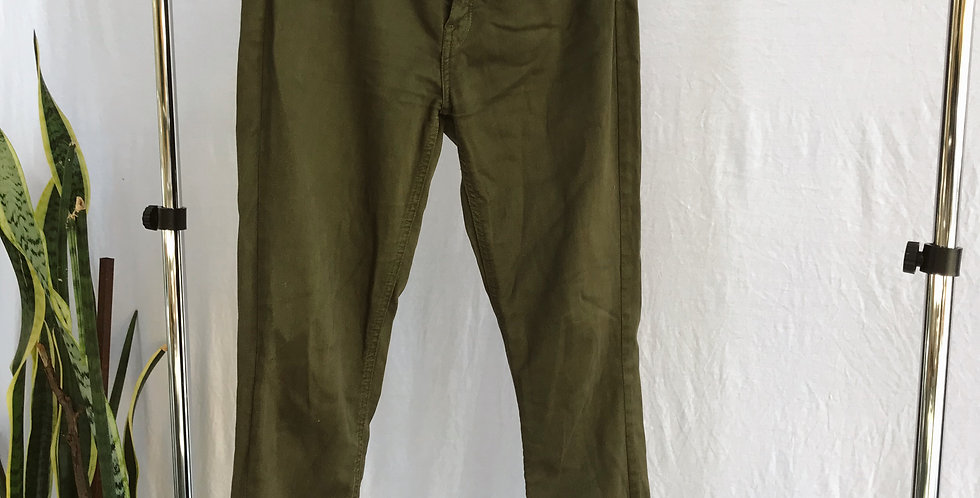 Calça Verde Musguinho