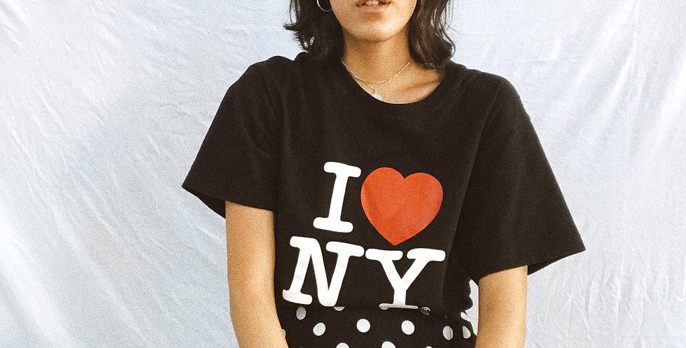 T-shirt Eu Amo Nova Iorqueeeee!