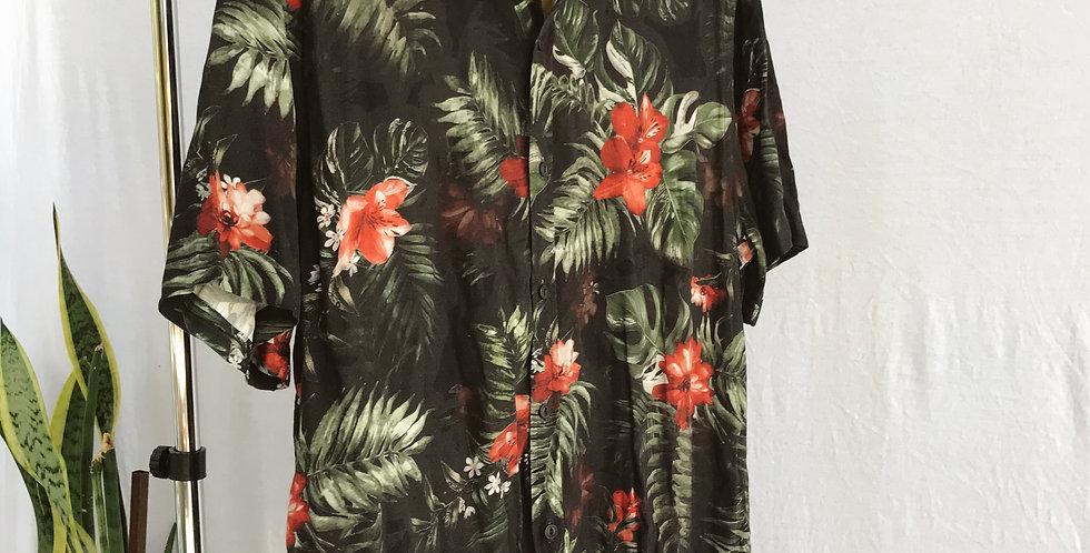 Camisa Hibiscus