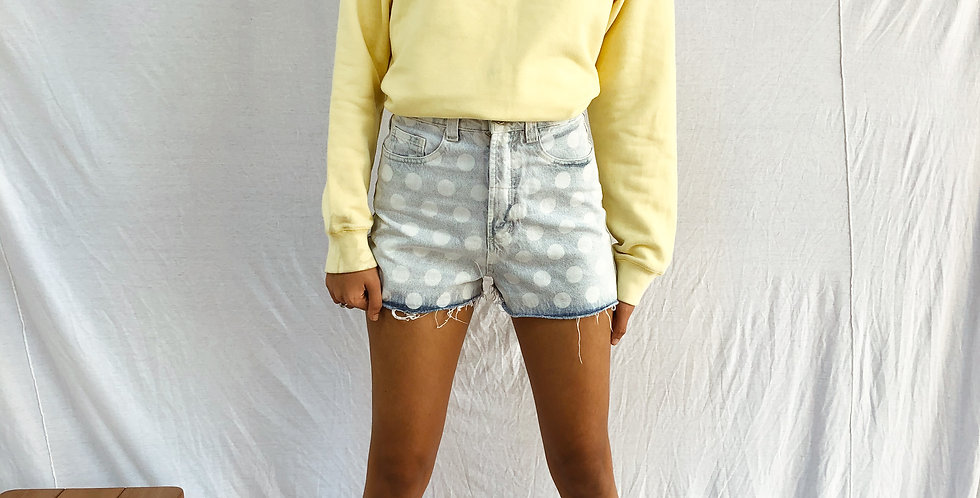 Short Jeans Bolas