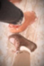Baskets aux Pieds - Sorel - Le Soulor - Chaussures