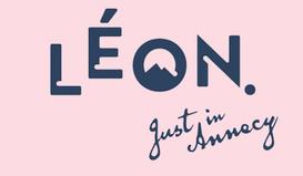 Léon Just in Annecy et baskets aux Pieds