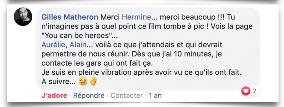 Témoignages - Facebook - Instagram - La paroisse - Menthon Saint-Bernard - Bluffy - Annec