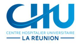 CHU de La Réunion et Baskets aux Pieds