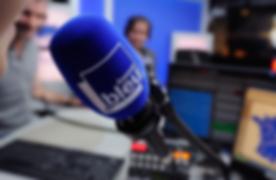 France Bleu Pays d'Auvergne Emission Radio Talk Show Baskets aux Pieds BAPFR Solidarité Partage