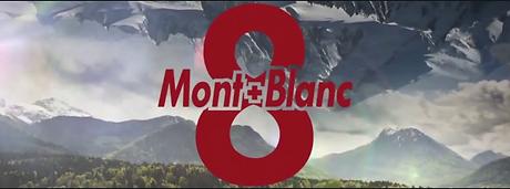 8 Mont-Blanc Baskets aux Pieds BAPFR Bap Foundation Accès Direct Plateau TV Emission