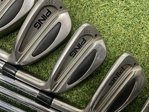 Ping S59 irons 3-PW // Stiff