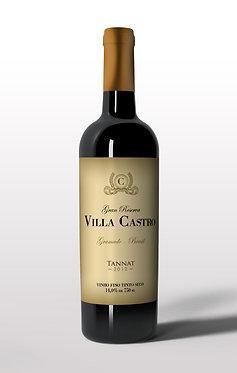 Villa Castro Gran Reserva Tannat