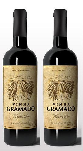 Kit 2 vinhos Secos Vinha Gramado