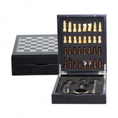 Jogo Xadrez para Vinho