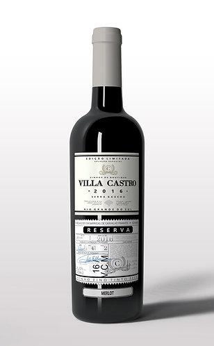 Villa Castro Reserva Merlot