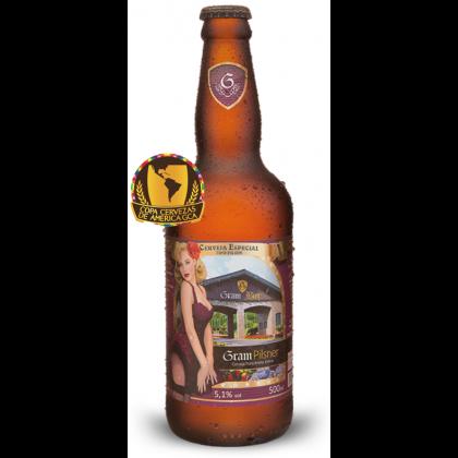 Gram Bier Gram Pilsner - Pilsen