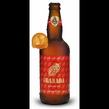 Gram Bier Granada - IPA
