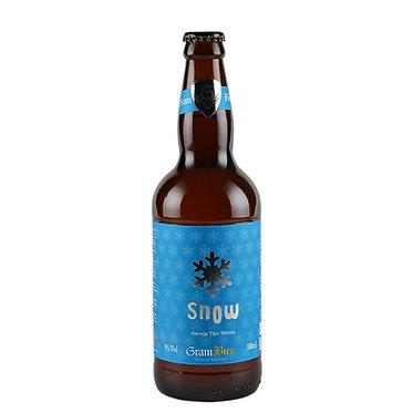 Gram Bier Snow - Weizen