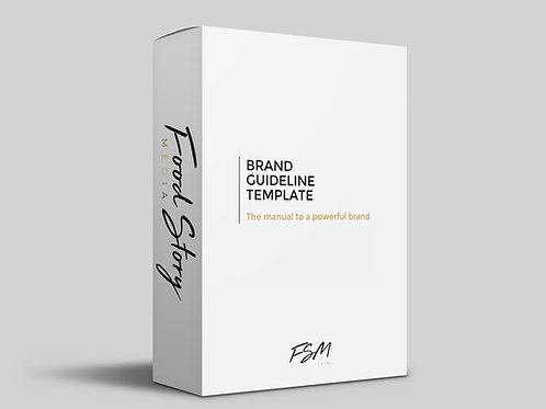 BTK Brand Guidelines Template
