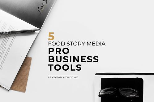Food Story Media Business Tool Kit