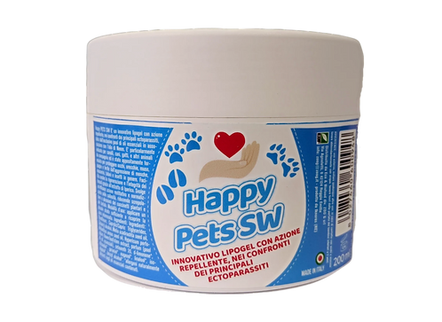 HAPPY PETS SW lipogel 200 ML