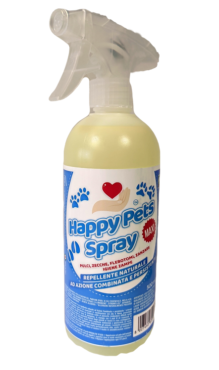 HAPPY PETS SPRAY MAXI 500 ML