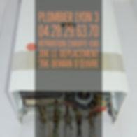 Réparation Chauffe Eau Plombier Lyon 3