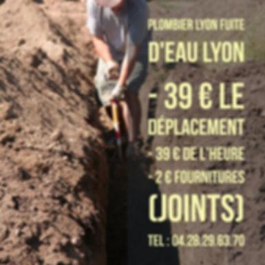 Plombier Pas Cher Lyon