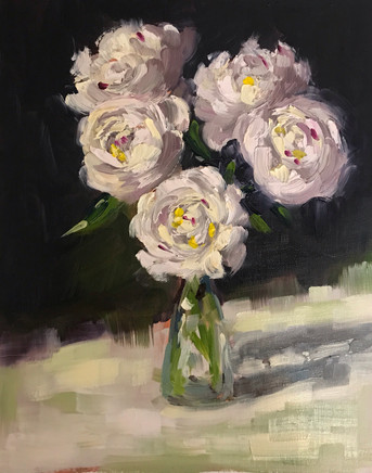 Peonies in a Carafe (2019)