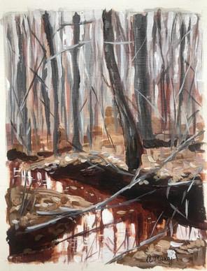 Landscape Painting (2019)