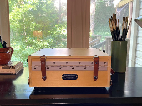 The Guerrilla Painter 9x12 Pochade Box: First Look