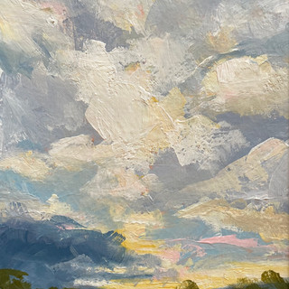 """At Day's End (5""""x7"""")"""