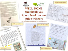Winners of the Children's Book Review