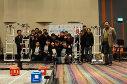 Hong Kong Tech Challenge Game 2014