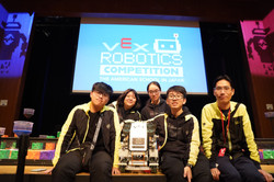 ASIJ VEX Robotics Challenge 2019