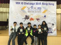 VEX IQ Challenge 2016 Hong Kong