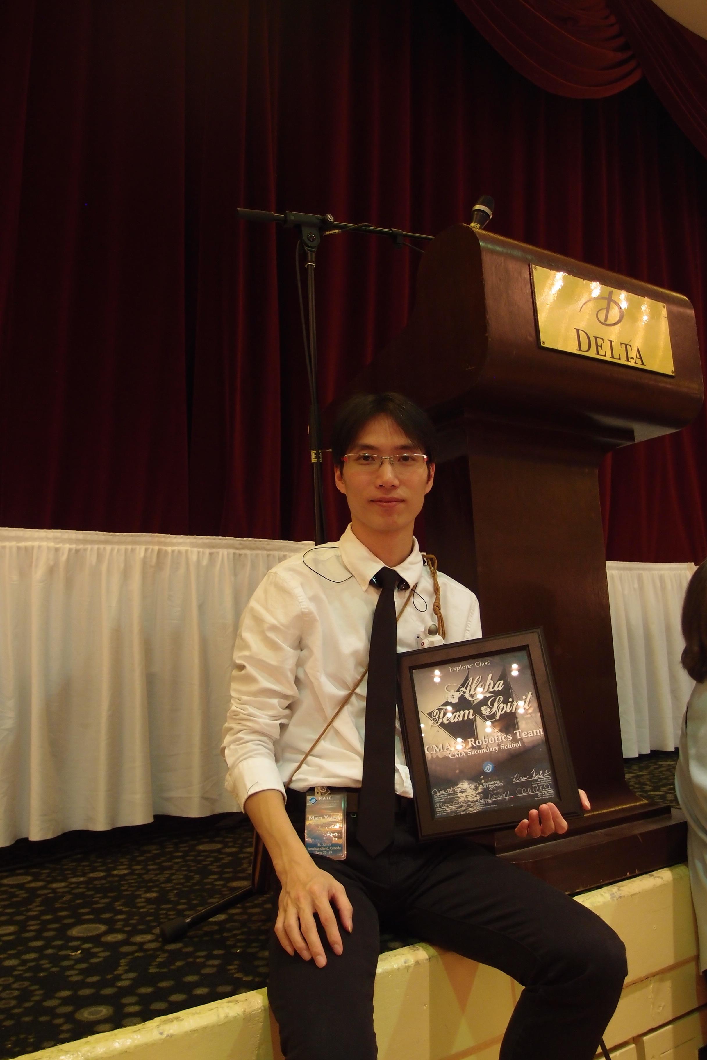 Mr. CHEUNG