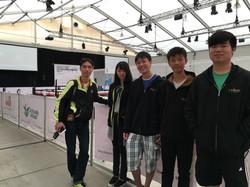 Asia-Pacific Robotics Championship 2