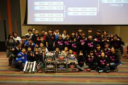 Hong Kong Tech Challenge Game 2015