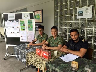 Military Justice Awareness Day at NUS
