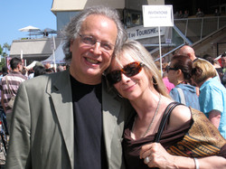 Jimmy Shuman, voice director & Mimi