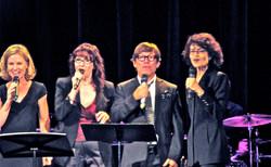 "Quartet at "" Hot Night"""